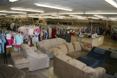 Thrift Store - Hancock County Tennessee